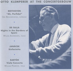 Klemperer at the Concertgebouw (1951)