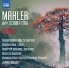 Mahler: Songs (Arr. A. Schoenberg)