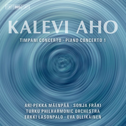 Kalevi Aho – Timpani & Piano Concertos