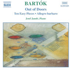 Bartok: Piano Music, Vol. 3: Out of Doors - Ten Easy Pieces - Allegro Barbaro