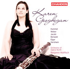 Bassoon Recital: Geoghegan, Karen - Hummel, J. / Weber, C. M. / Berwald, F. / Jacobi, C. / Elgar, E. / Gershwin, G.
