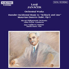 Janacek: Danube / Moravian Dances / Suite Op. 3