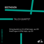 Beethoven:String Quartet No. 13 in B-Flat Major, Op. 130 & Great Fugue in B-Flat Major, Op. 133