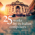 25 Works by 25 Italian Composers