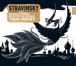 Stravinsky: The Firebird - The Rite of Spring