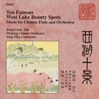 China Jiang Guoji: West Lake Beauty Spots - Dizi