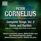 Cornelius: Sämtliche Lieder
