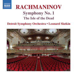 Rachmaninoff: The Isle of the Dead & Symphony No. 1