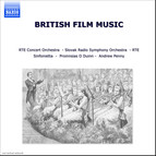 British Film Music (Uk Only)