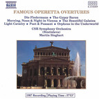 Operetta Overtures (Famous)