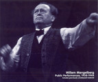 Willem Mengelberg - Public Performances (1938-1944)
