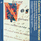 Cantate Canticum Novum: Gregorian Chants for the Liturgical Year