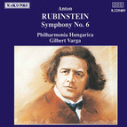 Rubinstein: Symphony No. 6