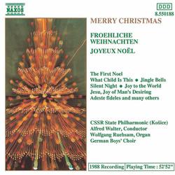 Merry Christmas / Frohliche Weihnachten / Joyeux Noel