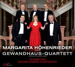 Schumann: Piano Quartet, Op. 47 / Mendelssohn: Sextet, Op. 110