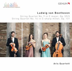 Beethoven: String Quartets Nos. 9 & 14