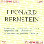 Leonard Bernstein (1945-1947)