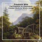 Witt: Chamber Works for Winds & Strings