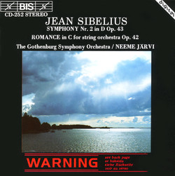Sibelius - Symphony No.2