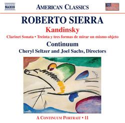 Sierra: Kandinsky, Clarinet Sonata & 33 Ways to Look at the Same Object