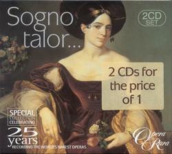 Opera Highlights - Donizetti, G. / Pacini, G. / Rossini, G. / Ricci, F. / Mayr, J.S. / Winter, P. Von / Offenbach, J. / Meyerbeer, G.
