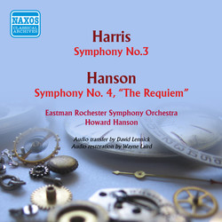 Harris: Symphony No. 3 - Hanson: Symphony No. 4 (Recorded 1953)