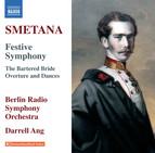 Smetana: Triumphal Symphony & Overture and Dances from The Bartered Bride