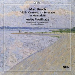 Bruch: Complete Works for Violin & Orchestra, Vol. 2