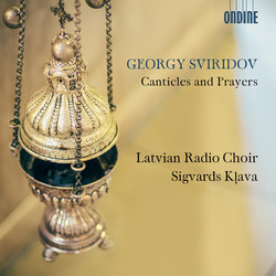 Sviridov: Canticles & Prayers