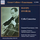 Haydn / Dvorak: Cello Concertos (Feuermann) (1928-1935)