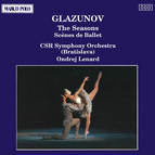 Glazunov: The Seasons / Scenes De Ballet