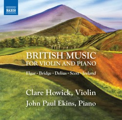 British Music for Violin & Piano