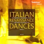 Italian Renaissance Dances Vol. 1