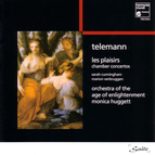 Telemann: Les plaisirs - Chamber Concertos