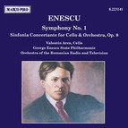 Enescu: Symphony No. 1 / Sinfonia Concertante