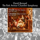 Vivaldi: The Four Seasons - Cimarosa: Oboe Concerto