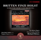 Britten, Finzi & Holst: Sacred Works