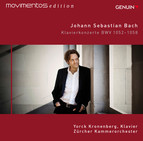 J.S. Bach: Piano Concertos, BWV 1052-1058 (Movimentos Edition)