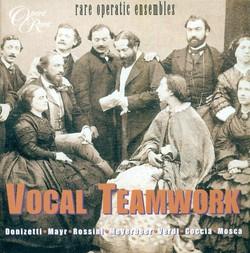 Opera Arias - Rossini, G. / Meyerbeer, G. / Mercadante, S. / Rossini, G. / Verdi, G. / Mayr, J.S. / Donizetti, G. / Paer, F. / Coccia, C.