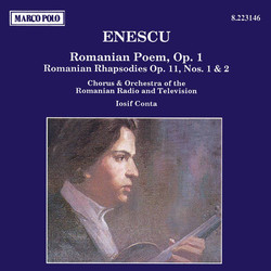 Enescu: Romanian Poem / Romanian Rhapsodies Nos. 1 and 2