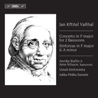 Vanhal - Concerto for 2 Bassons and Orchestra