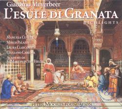 Meyerbeer: Esule Di Granata (L')