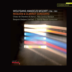 Wolfgang Amadeus Mozart: Requiem and Clarinet Concerto