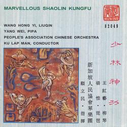 Wang, H.: Marvelous Shaolin Kung Fu