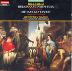 Respighi: Belkis, Queen of Sheba: Suite / Metamorphoseon Modi Xii