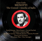 Menotti: The Consul - Amelia al ballo