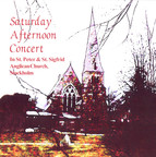 Saturday Afternoon Concert