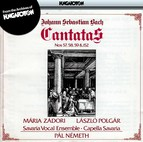Bach: Cantatas Nos. 57, 58, 59 and 152