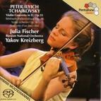 Tchaikovsky: Violin Concerto / Souvenir d´Un Lieu Cher / Serenade Melancolique / Valse - Scherzo