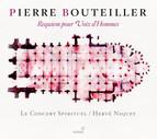 Bouteiller: Requiem pour Voix d´Hommes